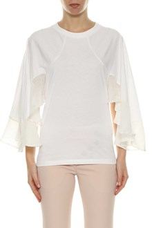 CHLOÉ T-shirt with wide sleeves