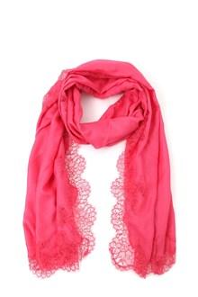 VALENTINO GARAVANI Insert lace shawl