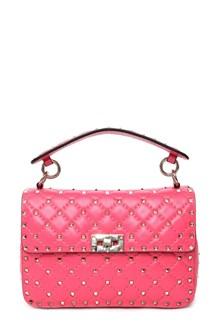 VALENTINO GARAVANI 'Rockstud Spike' medium handbag