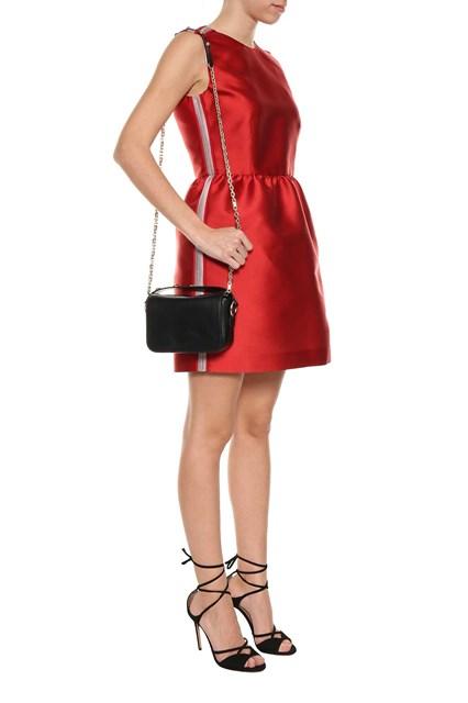 RED VALENTINO MetalDot shoulder bag