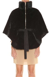 CAFE COLLECTION Mink cape