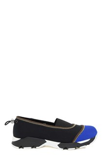 MARNI Technical fabric flat
