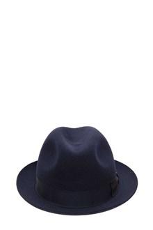 BORSALINO Wide trim hat