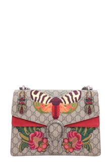 GUCCI 'Dionysus' shoulder bag with patches
