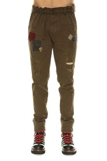 DSQUARED2 Pnat with patches