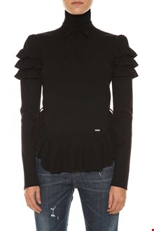 DSQUARED2 Pullover con rouge