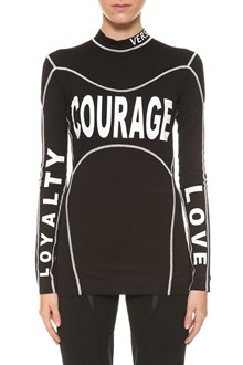 VERSACE T-shirt with writings