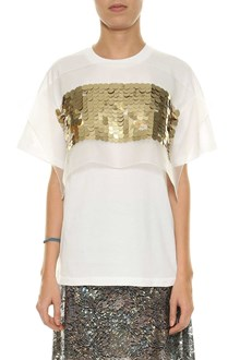 CHRISTOPHER KANE T-shirt with sequins