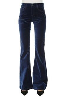 TWIN-SET Simona Barbieri Flared trousers