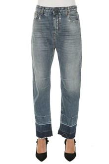 TWIN-SET Simona Barbieri Wide leg jeans