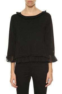 TWIN-SET Simona Barbieri Pull with blouse