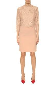 TWIN-SET Simona Barbieri Lace top dress