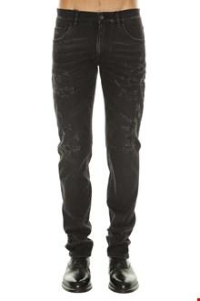 DOLCE E GABBANA Black jeans
