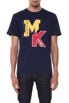 MAISON KITSUNE tee shirt mk college