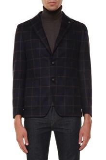 TAGLIATORE Checked blazer