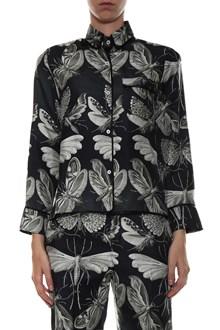 FOR RESTLESS SLEEPERS Printed pyjamas shirt