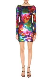 AMEN Sequins short dress