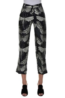 FOR RESTLESS SLEEPERS Printed pants