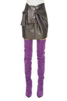 AMEN Lurex skirt