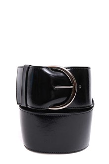 FEDERICA TOSI Patent leather belt