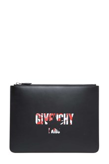 GIVENCHY Logo large pouch