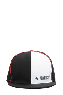 GIVENCHY Cap with flat visor