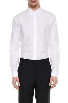 GIVENCHY Shirt with embroidered collar