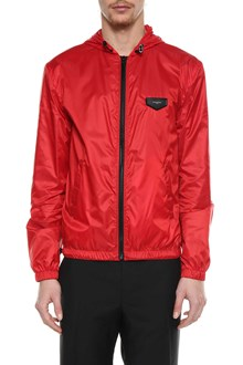 GIVENCHY Windbreaker with logo patch