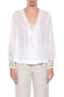 FORTE FORTE Top woth lace details