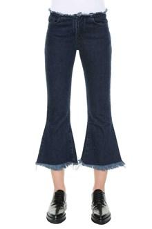 MARQUES ALMEIDA Flare jeans
