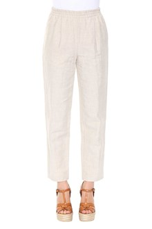 FORTE FORTE Cotton trousers