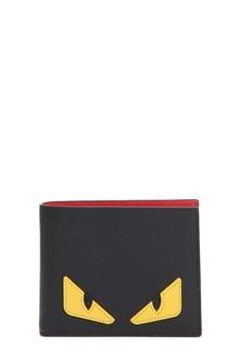 FENDI Bag bugs leather wallet