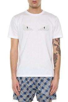 FENDI t-shirt hypnotic eyes