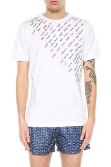 FENDI t-shirt fendi cult embroidery