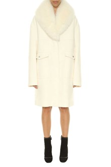 MONCLER 'Melville' coat with internal down jacket