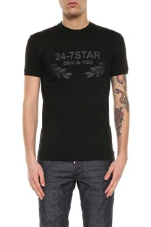 "DSQUARED2 ""24-7 star"" short sleeves t-shirt"