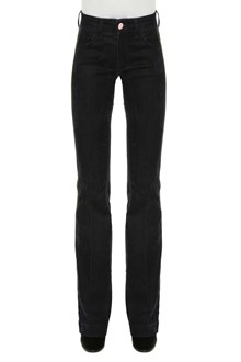 FEMME BY MICHELE ROSSI Flared trousers
