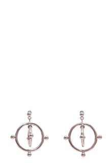 MARNI Double ring earrings