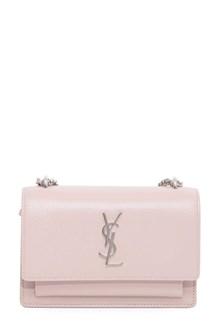 SAINT LAURENT Monogram Sunset' mini shoulder bag