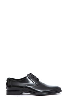 DOLCE E GABBANA Leather derby shoes