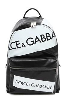 DOLCE E GABBANA Logo backpack