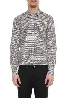 DOLCE E GABBANA Shirt with card suit print