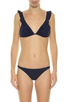 TORY BURCH Bikini top with frills