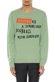 VALENTINO Sweater with writings