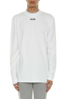 MSGM Long sleeves tee