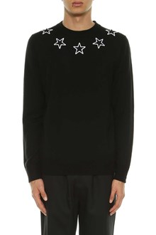 GIVENCHY Sweater with stars