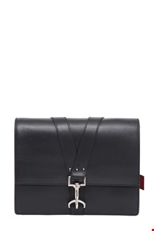 VALENTINO GARAVANI Leather clutch