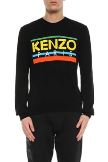 KENZO Embroidered pull