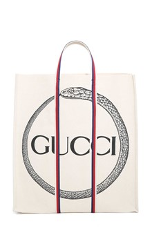 GUCCI Tote bag with print