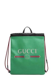 GUCCI Gucci Print backpack